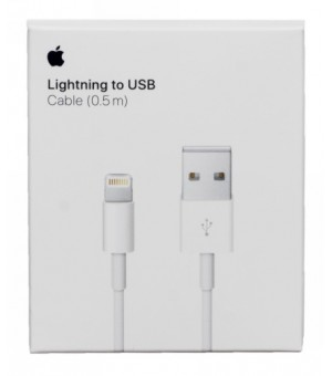 Apple Lightning Cable 0.5m (ME291ZM/A) met Blister