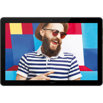 Huawei MediaPad T5 32GB WiFi 4G 10.1 inch Zwart