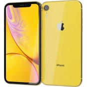 Apple iPhone XR 256GB Dual Sim Geel