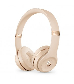 Beats by Dr. Dre Solo 3 Wireless Satijn Goud