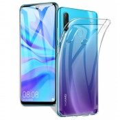 PM - Silicone Case Huawei P30 lite- Clear