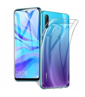 PM Silicone Case Huawei P30 lite Clear
