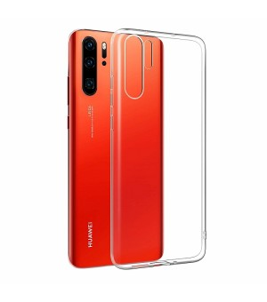PM Silicone Case Huawei P30 Pro Clear
