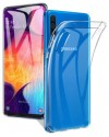 PM SILICONE CASE Samsung Galaxy A71 Clear