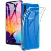 PM - SILICONE CASE Samsung Galaxy A30S Clear