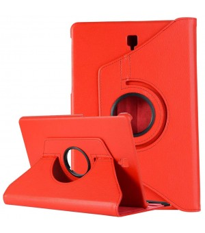 PM 360 Rotating Stand & Case Galaxy Tab S4 T830 / T835 Rood