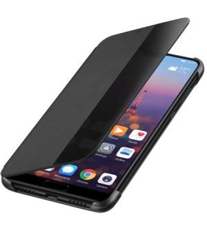 Huawei Smart View Flip Cover P20 Zwart