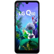 LG Q60 Dual Sim Zwart