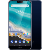 Nokia 7.1 32GB Blauw