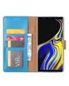 PM - Book Case Samsung Galaxy Note 9 - Blauw
