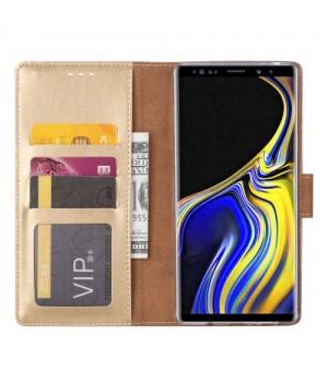 PM - Book Case Samsung Galaxy Note 9 Goud