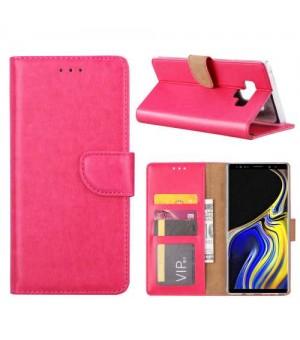 PM - Book Case Samsung Galaxy Note 9 Roze