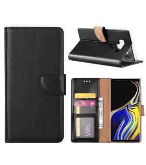 PM - Book Case Samsung Galaxy Note 9 - Zwart
