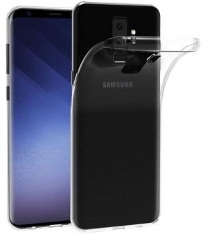 PM Silicone Case Samsung Galaxy S9 Plus Clear
