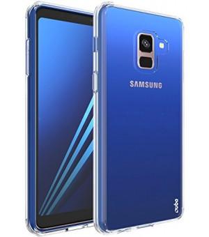PM  SILICONE CASE Samsung Galaxy A8 Clear