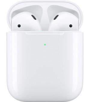 Apple AirPods 2019 met draadloze oplaadcase MRXJ2ZM/A