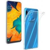 PM - SILICONE CASE Samsung Galaxy A20e  Clear