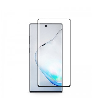 PM Screen Protector Tempered Glass Galaxy Note 10 Zwart