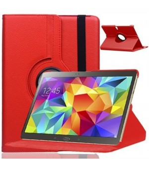 PM 360 Rotating Stand & Case Galaxy Tab A 2019 T510/T515 Rood