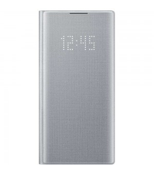 Samsung Galaxy Note 10 LED View Cover Zilver