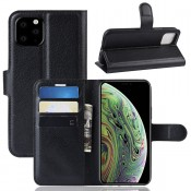 PM Bookcase iPhone 11 Pro Zwart