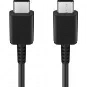 Samsung USB C naar USB C kabel EP-DA705BBEGWW Zwart