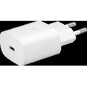 Samsung 25W USB-C Snellader EP-TA800 Wit
