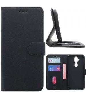 PM Book Case Nokia 8.1 Zwart