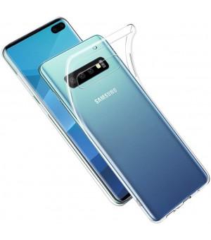 PM Silicone Case Samsung Galaxy S10 Plus Clear