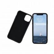 Rico Vitello Silicone Hoes iPhone 11 Pro Zwart
