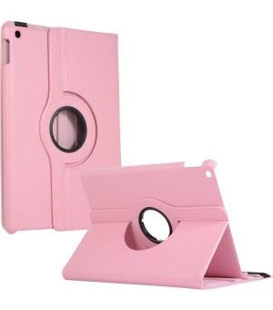 PM Book Case 360 graden iPad 2019 / 2020 10.2 Roze