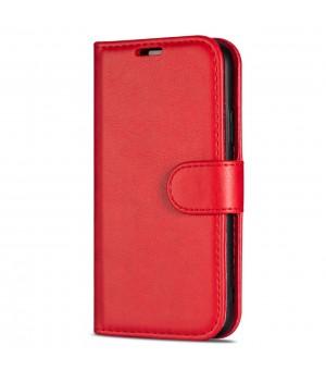 Rico Vitello Wallet Case iPhone XR Rood