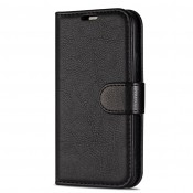 Rico Vitello Genuine Leather Wallet iPhone 11 Pro Zwart