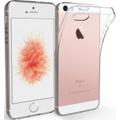 PM Silicone Case iPhone SE / 5S / 5 - Clear