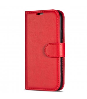 PM Book Case Galaxy A10 Rood