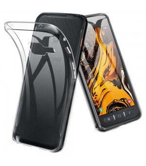 PM - Samsung Galaxy Xcover 4s Silicone Case Clear