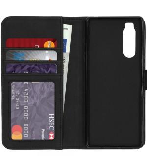 PM Bookcase Sony Xperia XZ2 Zwart