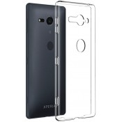 PM Silicone Case Sony Xperia XZ2 Compact Clear