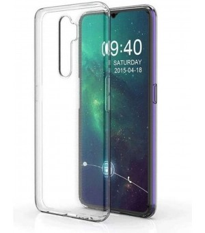 PM Silicone Case Oppo A9 2020 Clear