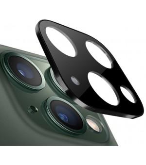 PM Camera lens beschermer iPhone 11 Pro / Pro Max Zwart