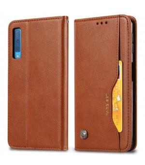 PM - Book Case Samsung Galaxy S10 Plus Bruin