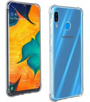 PM - Anti-Shock Case Galaxy A40 Clear