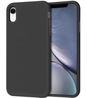 PM - Silicone Case iPhone XR Zwart