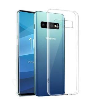 PM Silicone Case Samsung Galaxy S10 Lite Clear