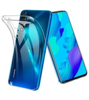 PM Silicone Case Huawei Nova 5T Clear