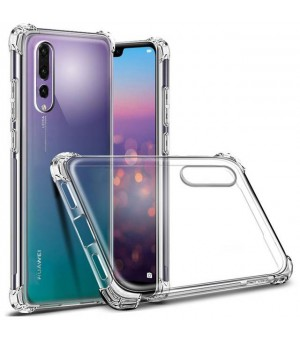 PM - Anti-Shock Case Huawei P Smart 2019 Clear