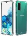 PM - Anti-Shock Case Galaxy S20 - Clear