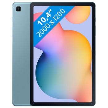 Samsung Galaxy Tab S6 Lite WiFi + 4G SM-P615 64GB Blauw