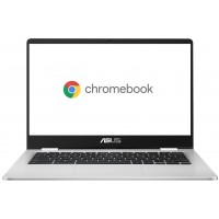 ASUS Chromebook C423NA-EB0063 Zilver