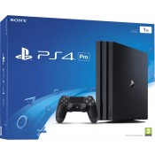 Sony Playstation 4 Pro 1TB Zwart